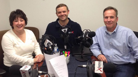 Rosenthal and Spratte talk CID on DeKalb Business Radio
